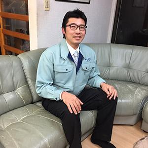 株式会社大屋造園 代表取締役社長 狩野 大輔